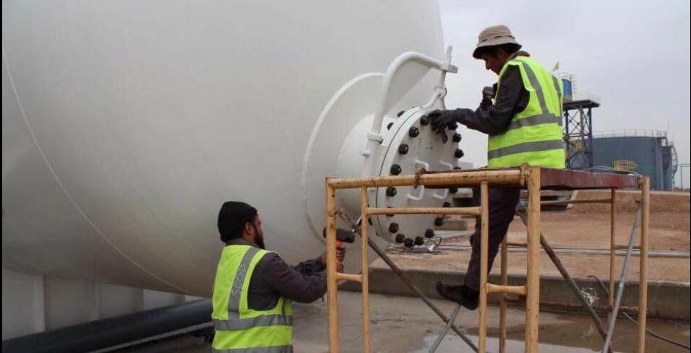 النفط تعلن رفع حجم صادراتها لرفد خزينة الدولة