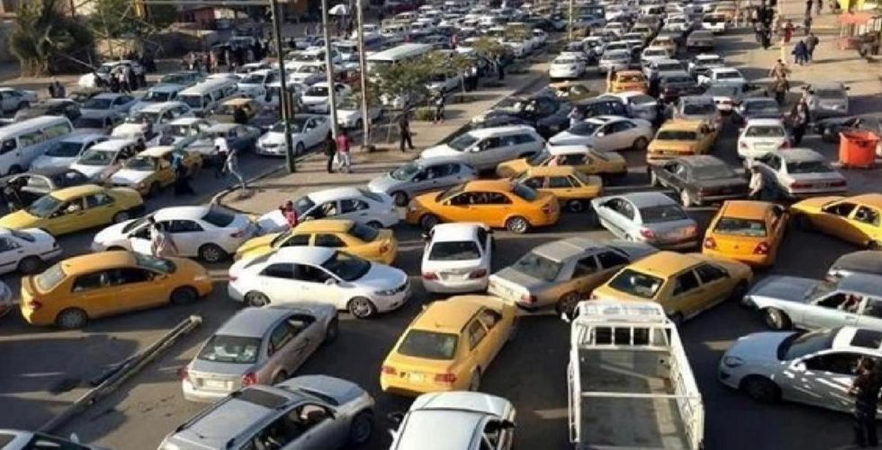 مقترحات {مرورية} لحل مشكلة زحامات بغداد