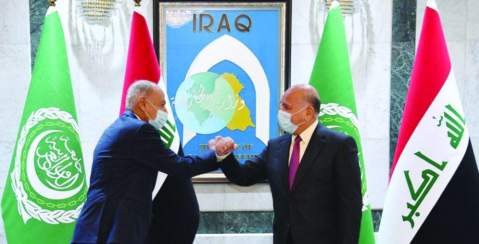 رئيس الجمهورية: استقرار العراق لا غنى عنه لأمن المنطقة