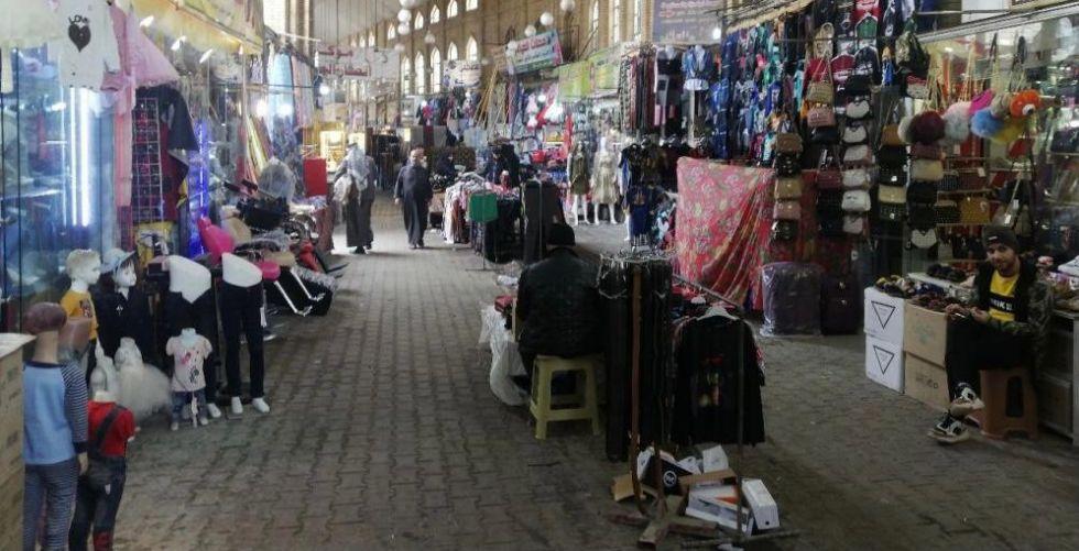 النجف تشكو «الكساد» وأصحاب المهن يسرحون العمال