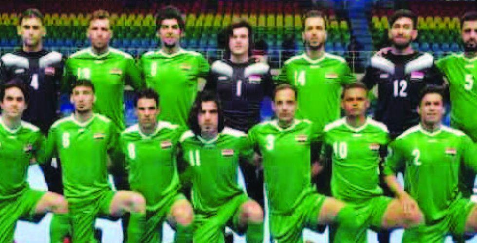 صالات العراق  في بطولة كأس العرب