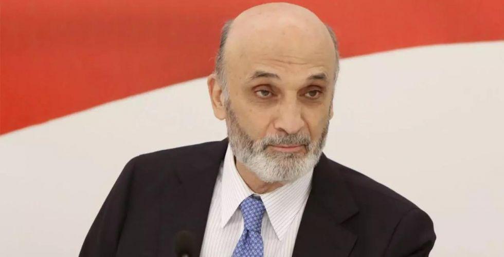 جعجع يحذر من حرب أهلية جديدة في لبنان