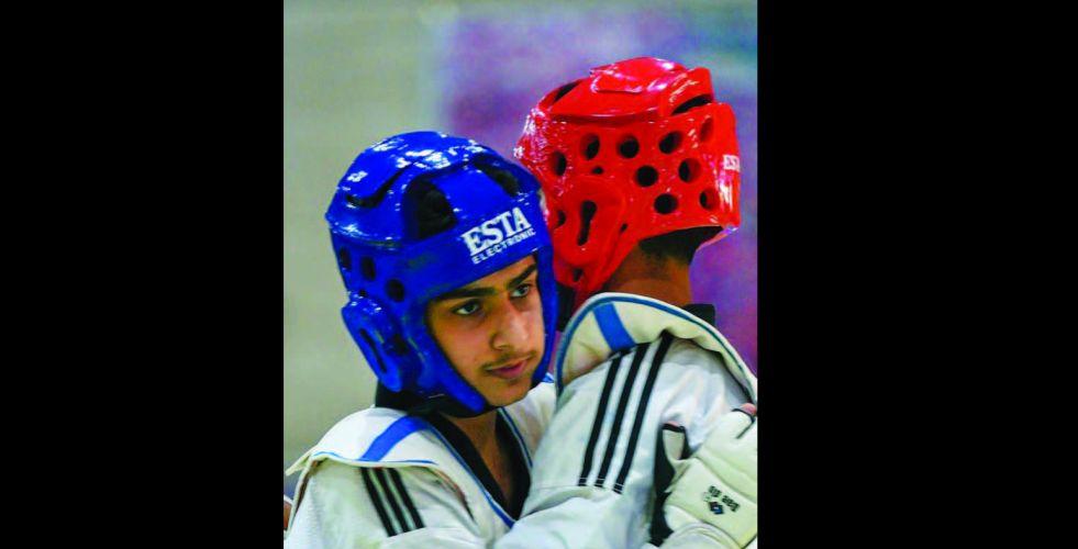 التايكواندو يبدأ التحضير للبطولة  الآسيوية وتصفيات الأولمبياد
