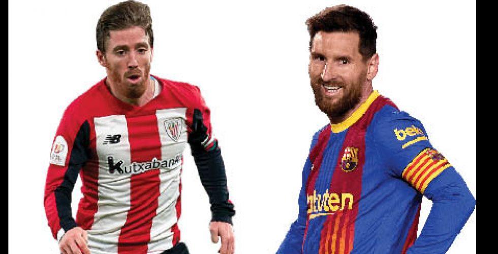 كأس إسبانيا فرصة برشلونة  لمداواة جراحه