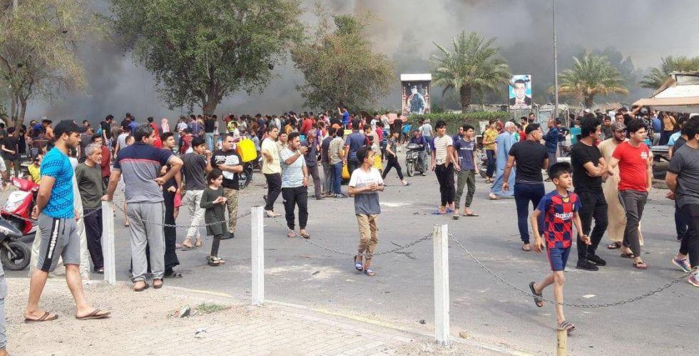 إدانة واسعة للاعتداءات الإرهابية في بغداد وأربيل