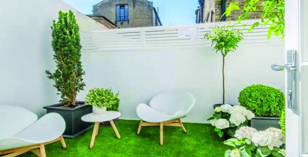 تصاميم الحدائق المنزليَّة الصغيرة