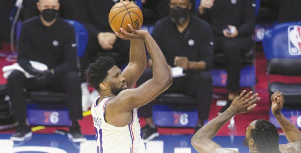 سيكسرز ينهي سلسلة انتصارات كليبرز NBA