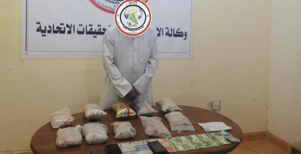 مطاردة تجار المخدرات توقع 7 متهمين بينهم امرأة