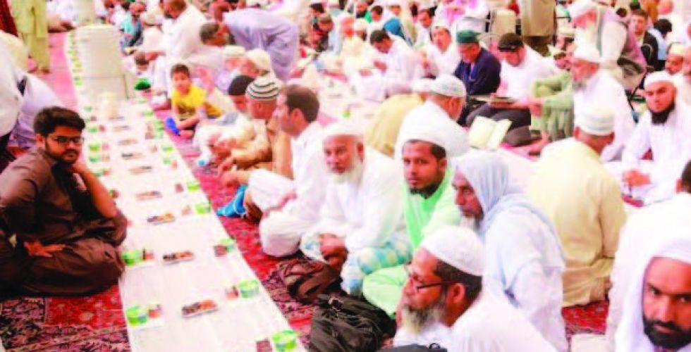 طقوسٌ وعاداتٌ في رمضان