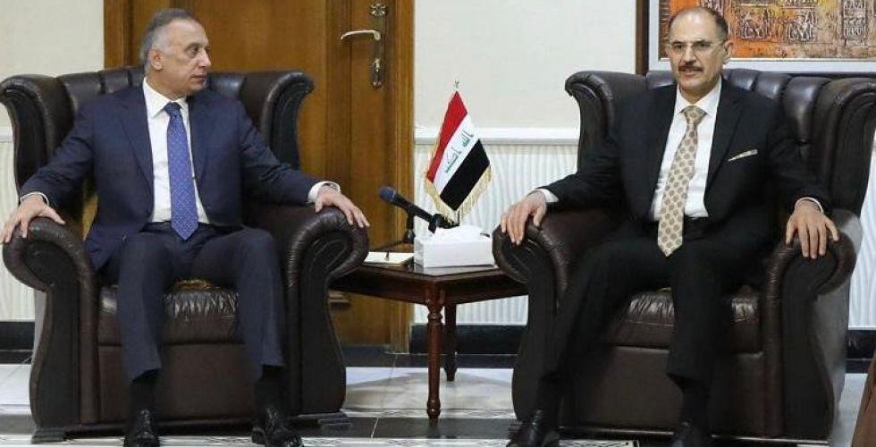 الكاظمي يهنئ رئيس وأعضاء المحكمة الاتحادية العليا