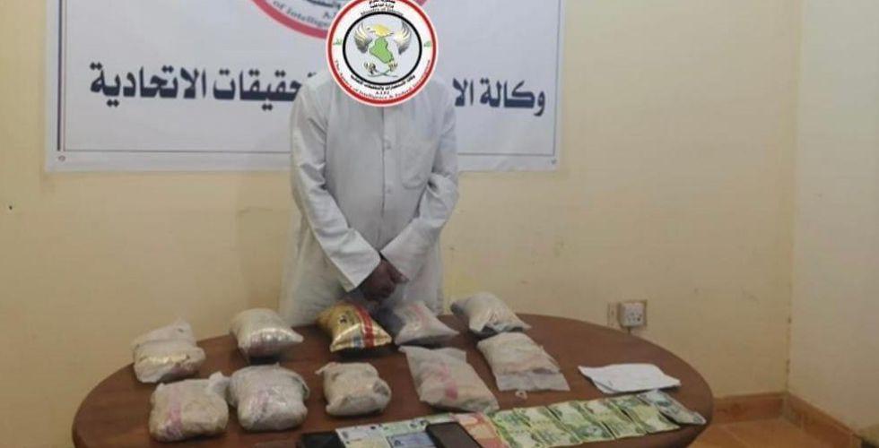 الاستخبارات ترصد {تهريب مخدرات» وتحبط ادخالها للعراق