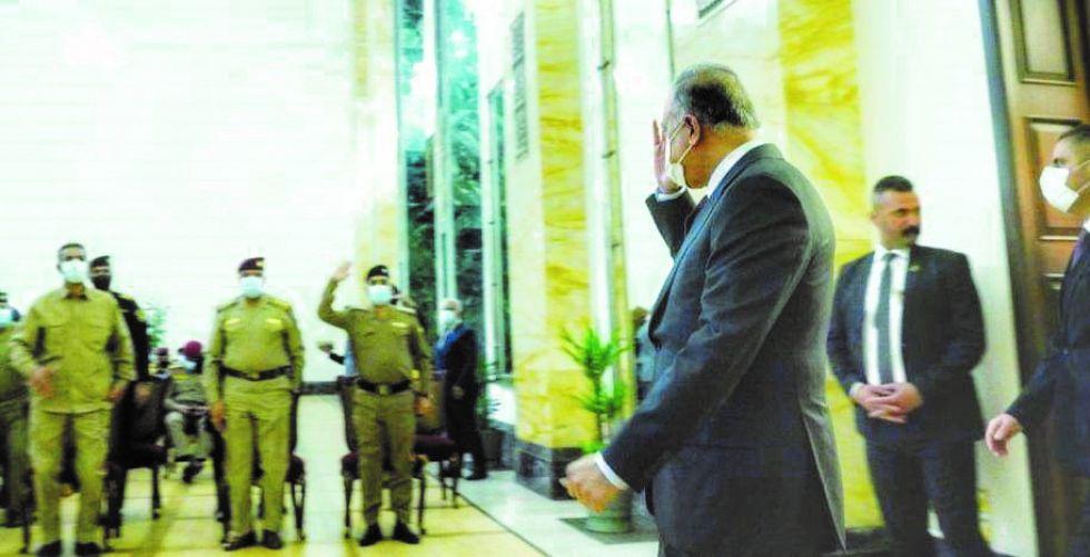 الكاظمي: نجحنا بفرض آليات انسحاب قوات التحالف الدولي