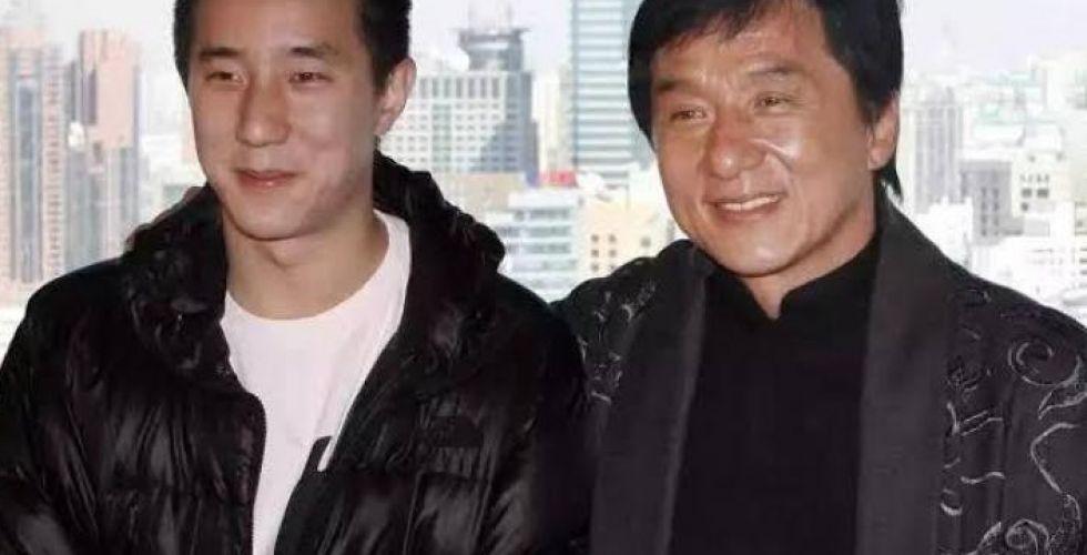 جاكي شان يحرم ابنه الوحيد من ثروته