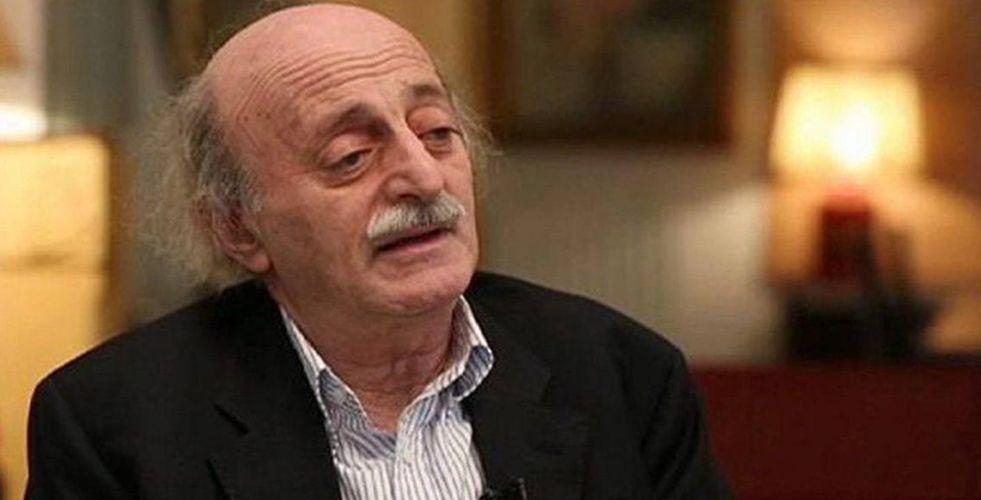 جنبلاط يحذر من صفقة تدمير لبنان