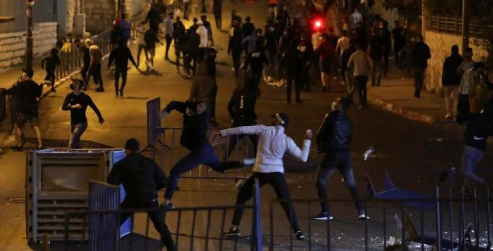 القدس تنتفض على اعتداءات المستوطنين