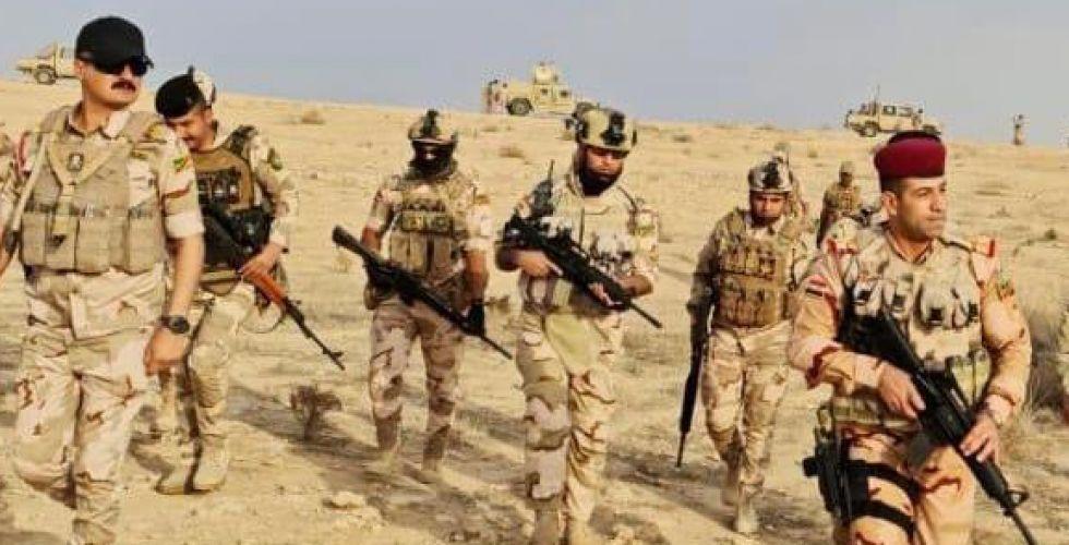 قواتنا تصطاد 16 مطلوبا  من بقايا {داعش» في نينوى والانبار