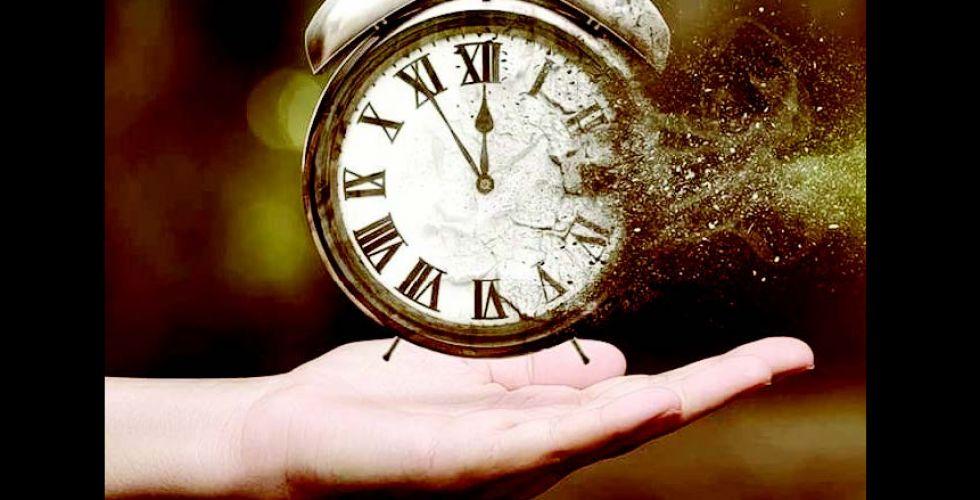 هدر الوقت في اللاجدوى