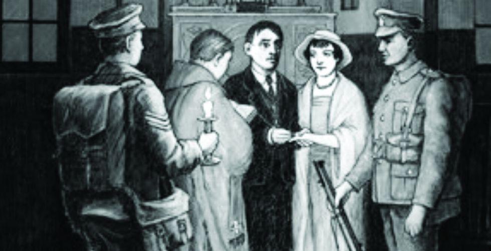 غريس غيفورد.. قصة حب أشعلت الثورة الايرلندية