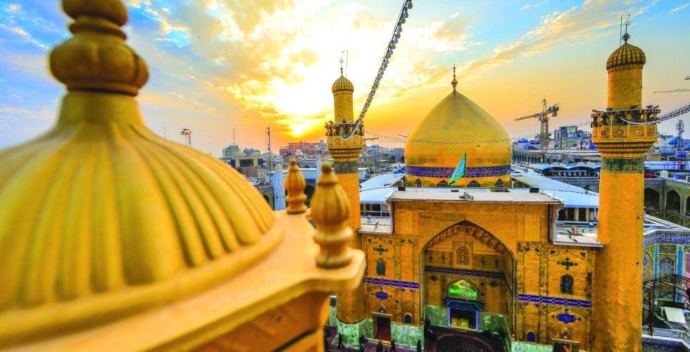 الإمام علي (عليه السلام) باب الرحمة والانسانيَّة الخالد