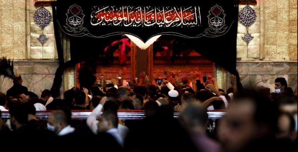 شرطة النجف: خطط إحياء ذكرى استشهاد أمير المؤمنين (ع)  تسير بشكل جيد