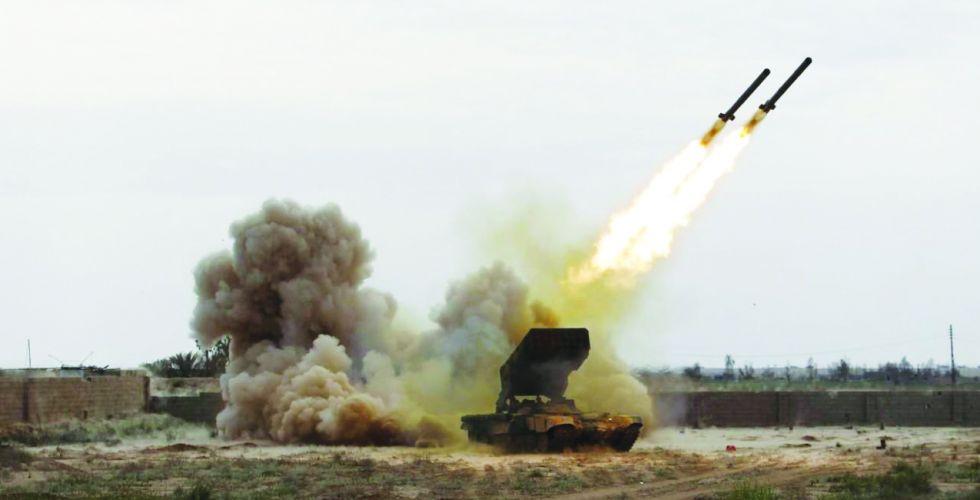 «أنصار الله» يقصفون مأرب بصواريخ باليستية