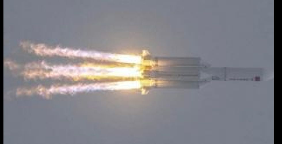 الصين: لا خطر من سقوط الصاروخ «التائه»