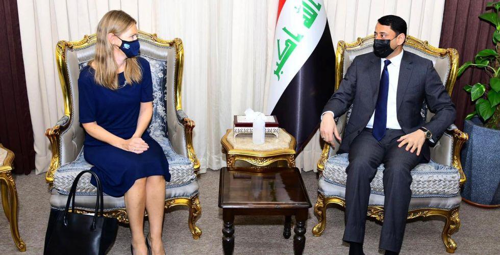 حميد الغزي: الحكومة جادة  في الانفتاح على دول العالم