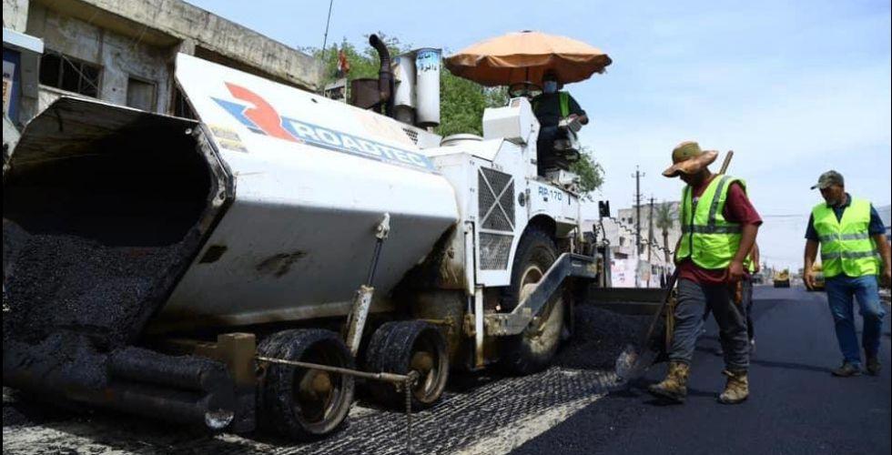 أمانة بغداد تبدأ حملة لتنظيف شوارع العاصمة
