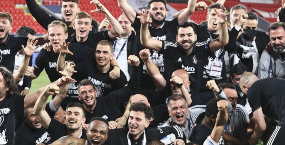 بشكتاش يحسم لقب الدوري التركي