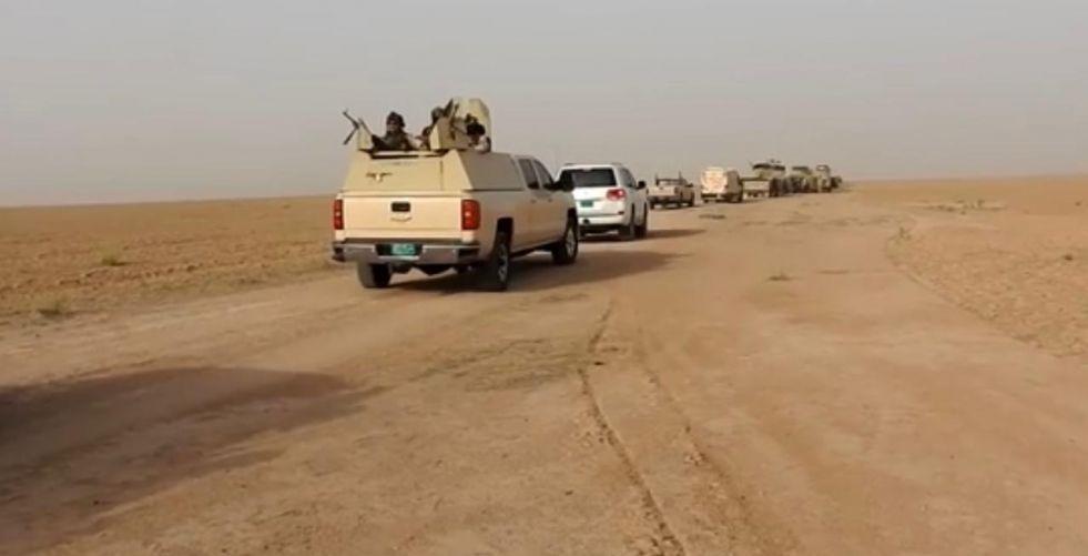 دهم أوكار عصابات داعش في بغداد وقطع  إمداداتها في كركوك