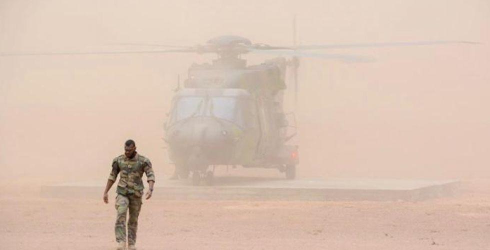 انطلاق مناورات {الأسد الأفريقي» في المغرب
