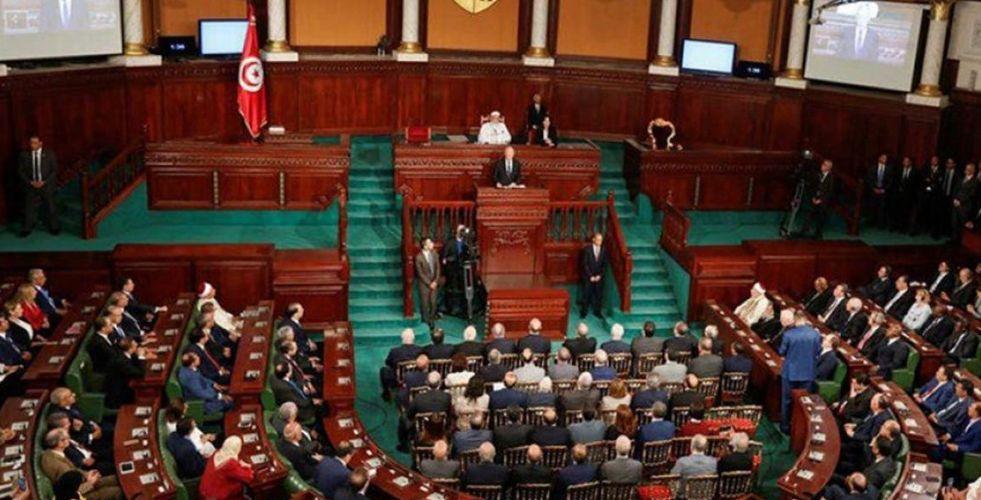 البرلمان التونسي يناقش قانون  {تجريم التطبيع}