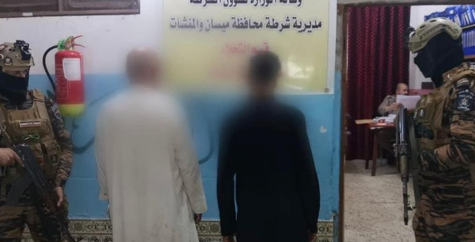 الشرطة تسيطر على نزاعين عشائريين في ميسان والبصرة