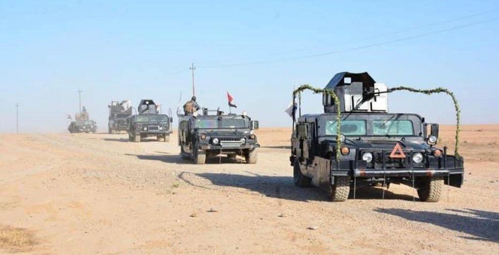 معلومات تقود الاستخبارات  إلى 21 إرهابياً في ثلاث محافظات