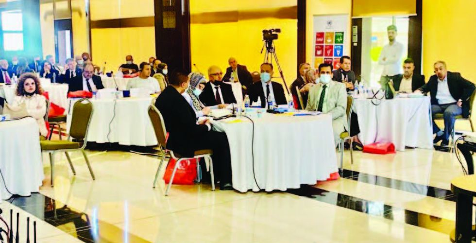 The United Nations proposes several strategies to achieve sustainable development in Iraq
