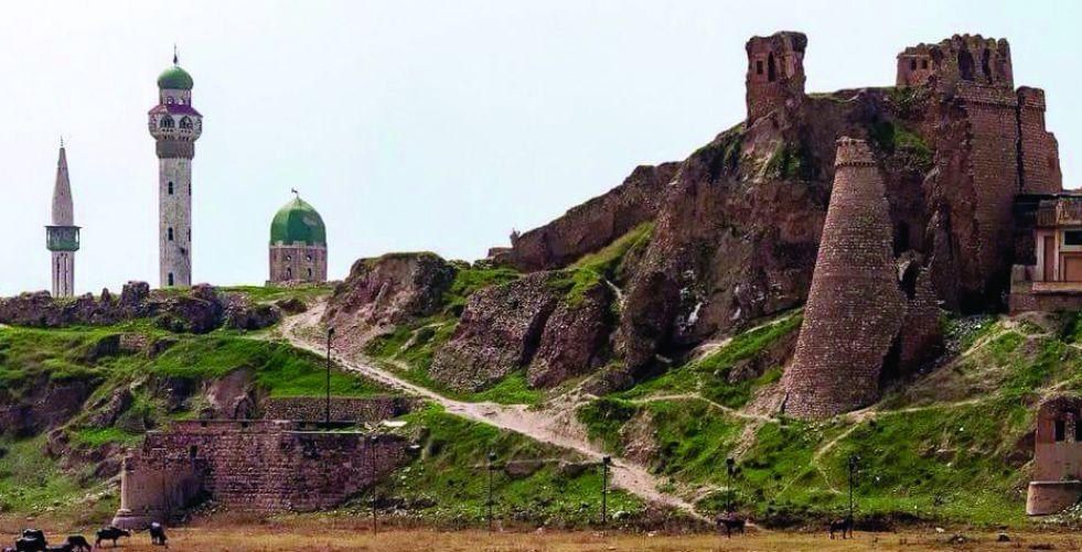 قلعة باشطابيا الأثريَّة تستعيد عافيتها وتدخل مرحلة الإعمار