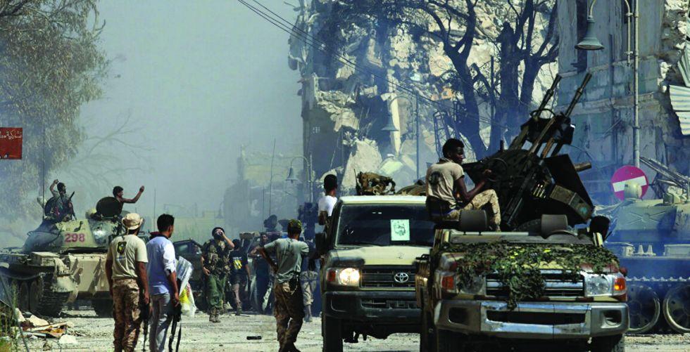 اللجنة العسكريَّة الليبيَّة تدعو لدعم وقف إطلاق النار