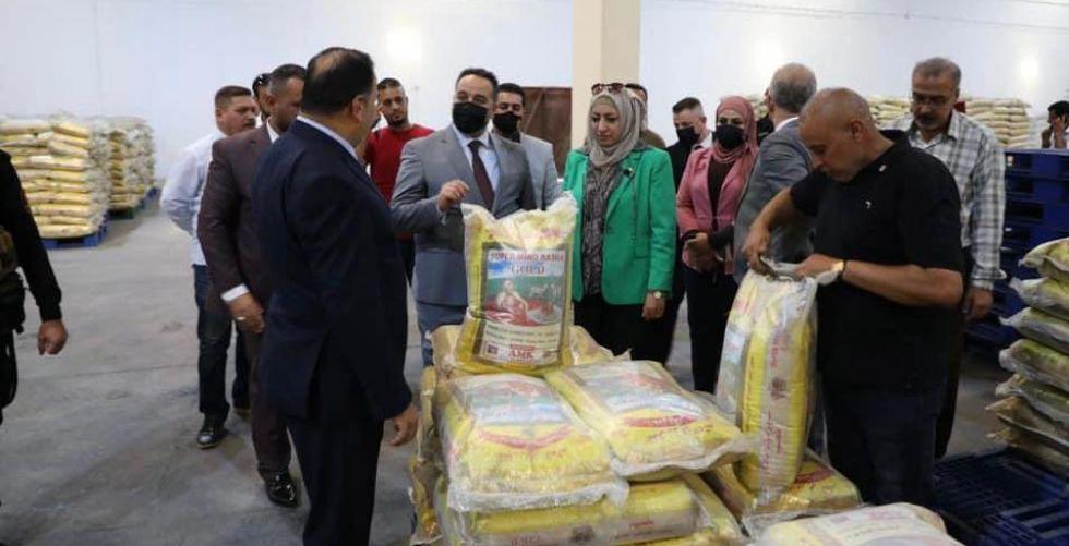 بداية تموز المقبل.. توزيع السلال الغذائية بين المواطنين