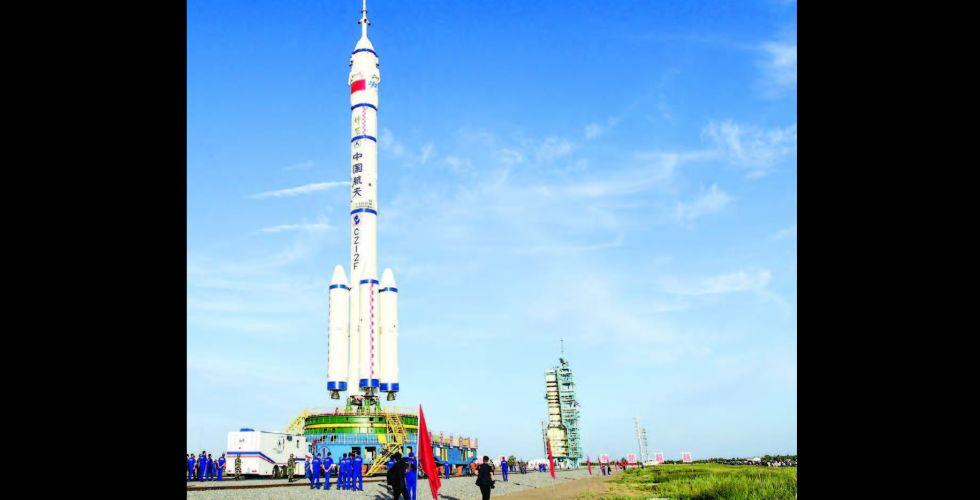 محطة الفضاء الصينيَّة تستعد لاستضافة طاقمها الأول