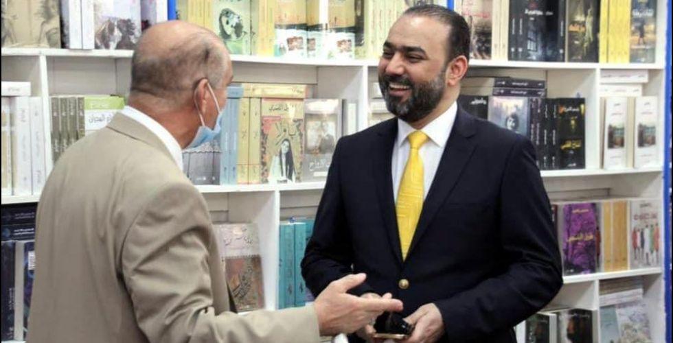 أبو رغيف: معرض بغداد للكتاب دليل على عودة الحياة الثقافية