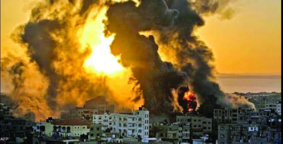 كوخافي يُطلع واشنطن على تقييمات {حرب غزة}