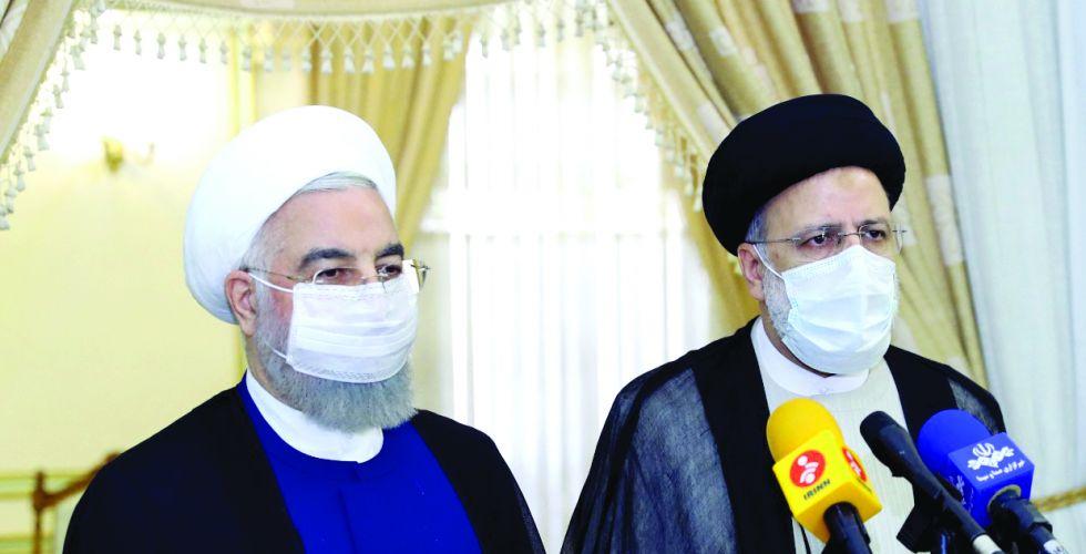 انتخاب إبراهيم رئيسي رئيساً جديداً لإيران