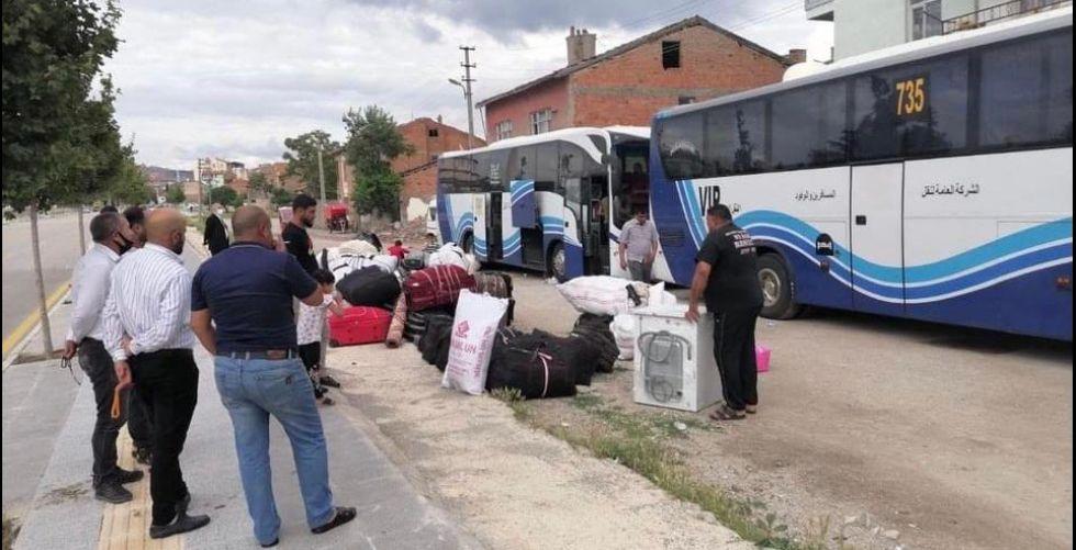 عودة 81 ألف أسرة نازحة وإغلاق 50 مخيماً