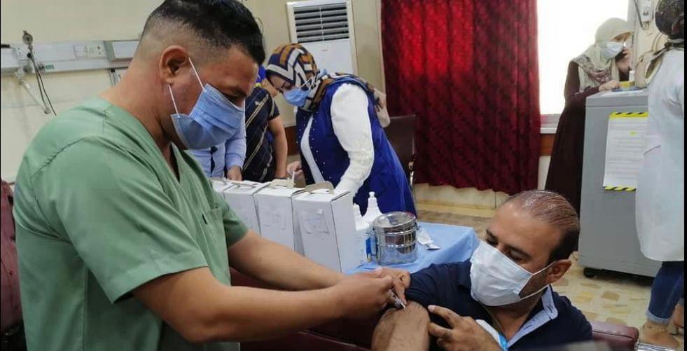 شمول المرضعات بالتطعيم ضد كورونا
