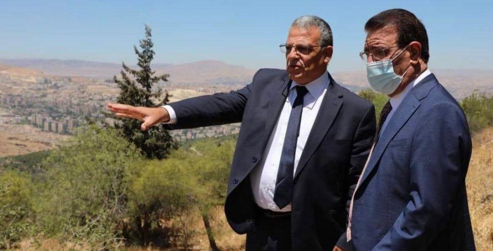 مباحثات موسعة مع سوريا لتأمين المستحقات المائية