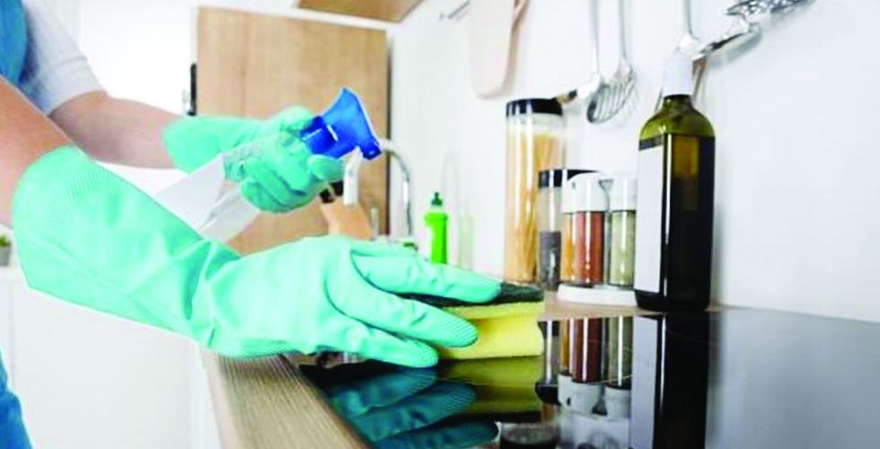 المنزل النظيف جداً يدمّر أجهزة المناعة لدينا