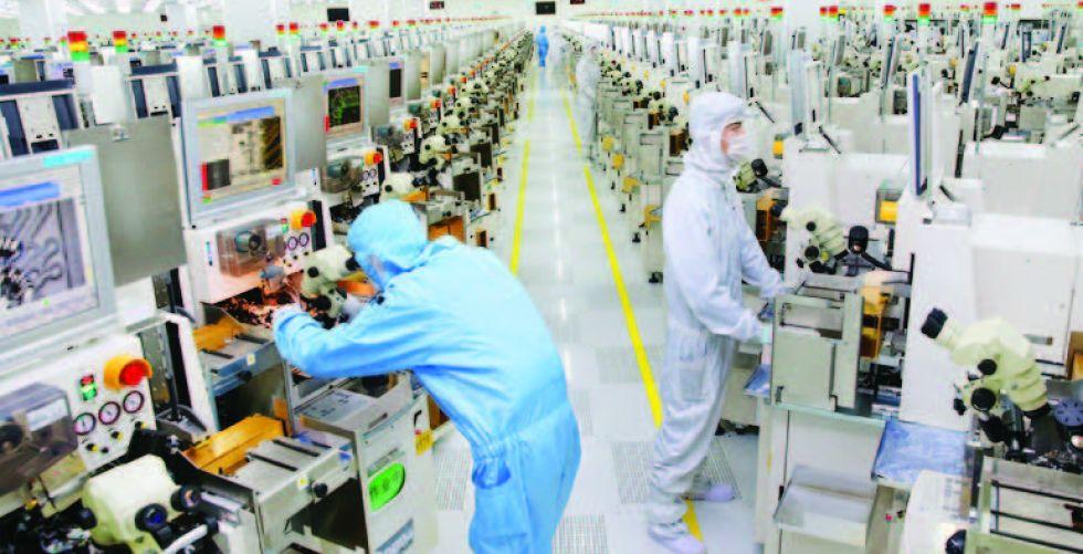 الصين تريد الهيمنة على تكنولوجيا أشباه الموصلات