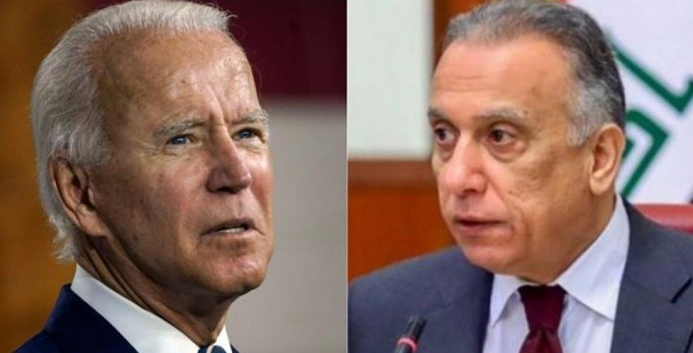 The White House: Biden looks forward during Al-Kazemi's visit to strengthening the cooperation of the two countries