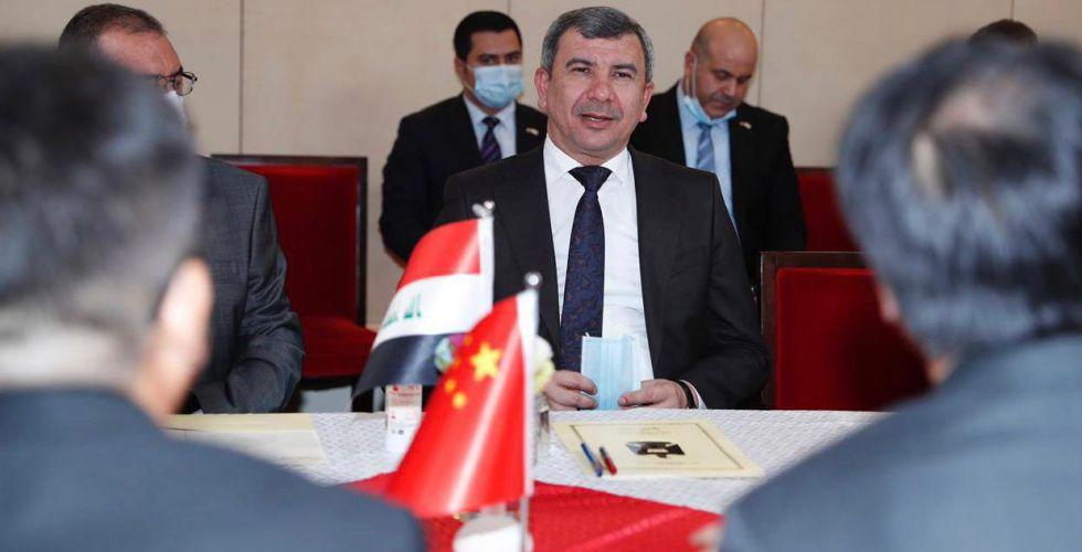 وزير النفط: مصفى الفاو يُنفّذ بتمويل صيني ويستوعب 10 آلاف عامل محلي