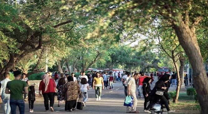 أمانة بغداد: الدخول إلى متنزه الزوراء سيكون مجاناً خلال أيام العيد